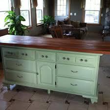 dresser kitchen island dresser to kitchen island intentionally imperfect