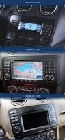 in dash car dvd gps navigation stereo for mercedes benz ml class