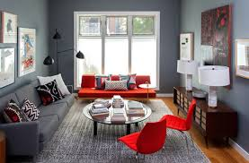 interesting design red couches living room pretentious ideas paint