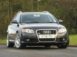 used audi tdi used audi a4 2006 grey paint diesel 2 0 tdi quattro 170 estate for