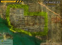 California Aqueduct Map Los Angeles World Map Wasteland 2 Wasteland 2 Walkthrough