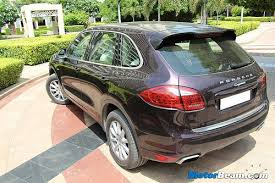 porsche suv in india 2013 porsche cayenne test drive review
