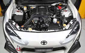 subaru brz r8 body kit harrop engineering superchargers brakes driveline engine