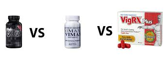 male extra vs vimax vs vigrx plus are these size boosting pills