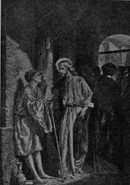 Christ Healing The Blind The Project Gutenberg E Text Of What Jesus Taught By Osborne Widtsoe