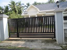 difference type of house gate with and gallery picture kerala