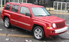 white jeep patriot 2008 file 2008 jeep patriot jpg wikimedia commons