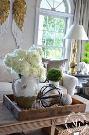 6 Tips for How to Decorate a Coffee Table