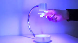 btf lunaluxx the levitating lamp youtube