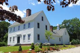 Clasic Colonial Homes by Cch Deerfield Colonial Traditional Exterior Boston By