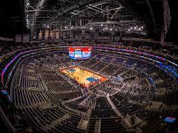 Staples Center Seating Map Pregame At Staples Center The Marke U0027s World