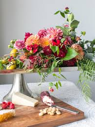 Silk Floral Arrangements 37 Easy Fall Flower Arrangement Ideas Hgtv