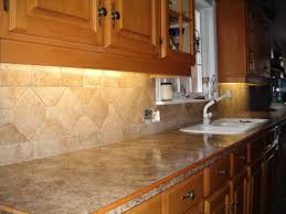 kitchen tile backsplash ideas decorative kitchen backsplash ideas for small kitchens yellow