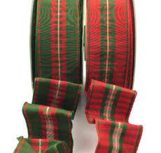 check plaid ribbons gingham checker ribbon may arts