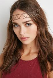 chain headpiece forever 21 layered chain headpiece where to buy how to wear