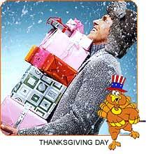 thanksgiving day gifts thanks giving gift send gifts on