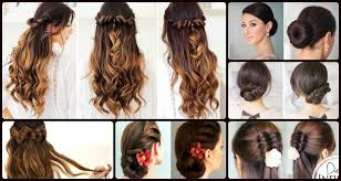 on the go hairstyles 6 elegant and easy updo and half updo hairstyles that can never go