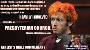 James Holmes Meme - dangerous talk