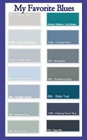 Blue Paint Swatches 85 Best Interior Paint Colors Images On Pinterest Interior Paint