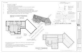 h187 custom country hillside house plans construction documents