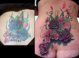 the 25 best flower cover up tattoos ideas on pinterest tattoos