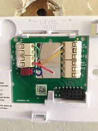 where to connect c wire at furnace for honeywell wi fi thermostat