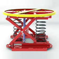 scissor lift table pneumatic pallet pal hymo videos