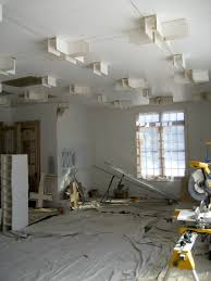 What Is A Coffered Ceiling by A Coffered Ceiling U0026 Media Room Thisiscarpentry