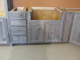 rustic barn wood kitchen cabinets weathered gray barn wood kitchen rustic wood furniture