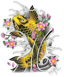 another koi with by ryanschipper89 on deviantart