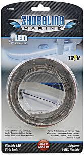 Marine Led Strip Lights by Amazon Com Shoreline Marine Led Flex Light Sports U0026 Outdoors