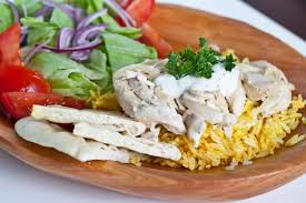 leftover turkey recipe halal cart style turkey and rice with
