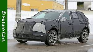 future cadillac future cars 2018 cadillac xt4 spied lookin u0027 edgy wedgy and