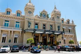 Monte Carle Monaco And Monte Carlo