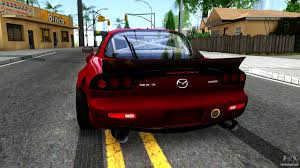 rocket bunny rx7 mazda rx 7 rocket bunny for gta san andreas