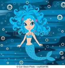 25 mermaid cartoon ideas mermaid