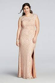 plus size dresses for weddings plus size prom dresses gowns for 2018 david s bridal