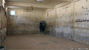 inside tadmur the worst prison in the world bbc news