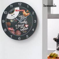 horloge murale cuisine originale horloge murale cuisine achat horloge murale cuisine pas cher rue
