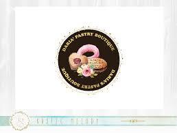 pastry logocake logo design bakery logo sweets logo