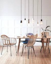 indoor wicker dining table indoor wicker chair the best rattan dining chairs ideas on house