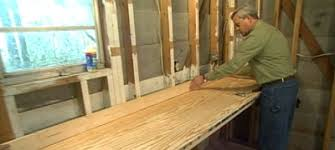 The Work Bench How To Build A Built In Garage Workbench Today U0027s Homeowner