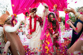Indian Wedding Ideas Themes by Valentines Day Pink Red Wedding Ideas Inside Weddings Indian