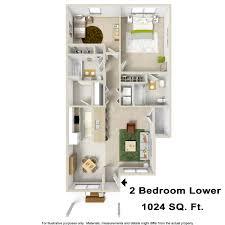 apartment rental rates floorplans autumn woods community 2 bedroom floorplan