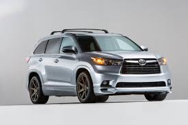 toyota car models 2015 sema highlander concept is beautiful toyota nation forum