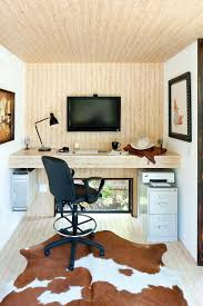 Accent Desk Chair Furniture Small Office Design With Accent Walls And Wall Mount Tv