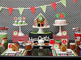 christmas dessert buffet photo page hgtv