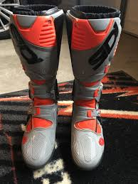 sidi crossfire motocross boots sidi crossfire 3 and other parts for sale for sale bazaar