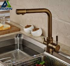 cheap kitchen faucet 32 best kitchen faucets images on antique brass