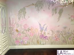 custom wall art mural examples la wall murals girls room mural custom wall art